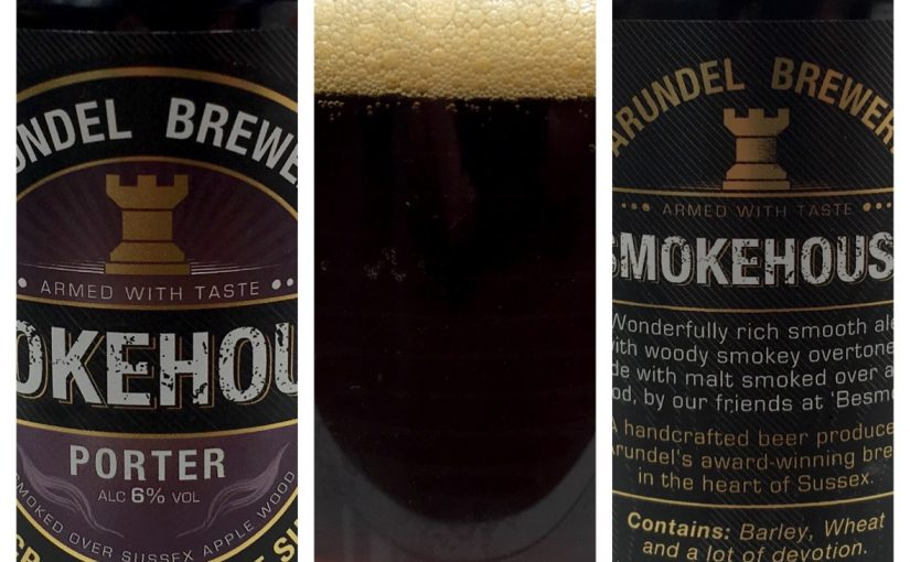 Arundel Smokehouse porter beer review