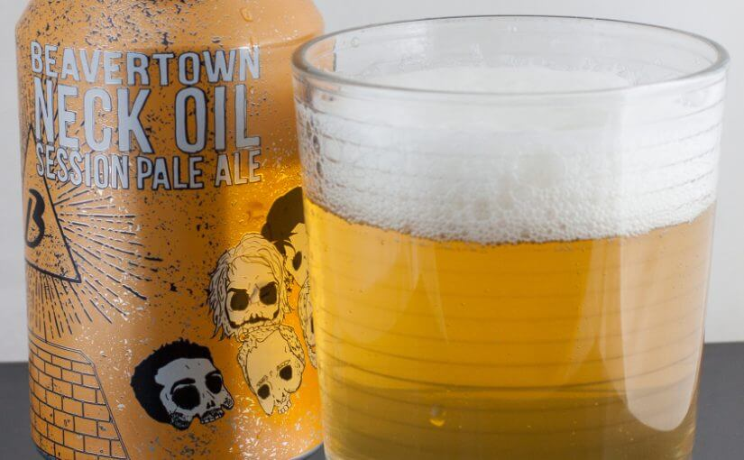 Beavertown Nectar Oil