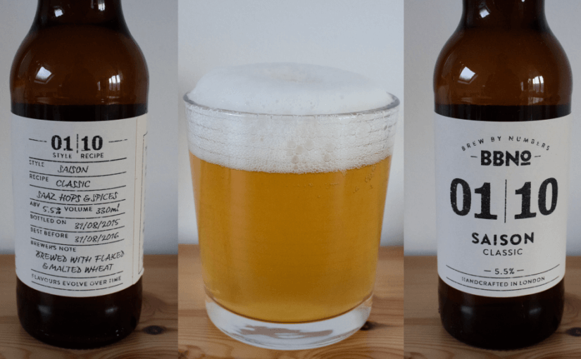 Brew by Numbers – Saison