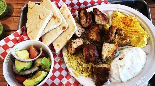 Charlotte NC Restaurant Mediterranean